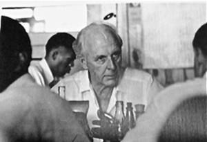 Dr. J. W. Thompson in Mississippi