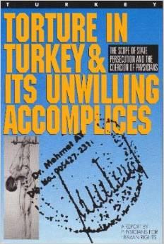 Torture in Turkey book cover